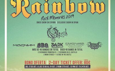 Nace el festival Rock The Coast