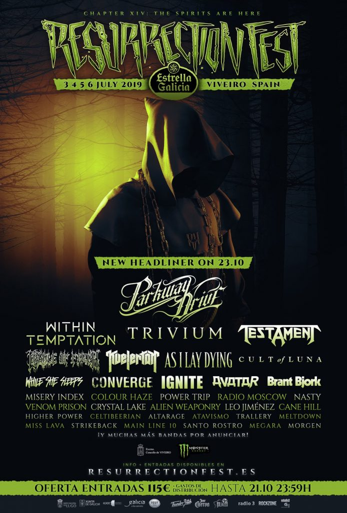 resurrection fest 2019 201810