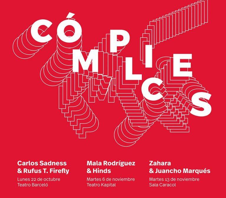 Comienzan los conciertos de Cómplices de Mahou en Madrid