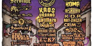 Tercera tanda de confirmaciones para el Kalikenyo Rock 2019