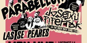 Nuevas fechas de fin de gira de Parabellum