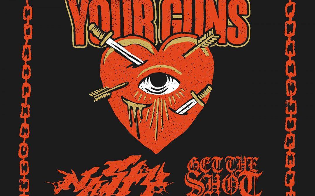 Nueva gira de Stick To Your Guns