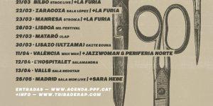 Primeras fechas de Tribade para 2019