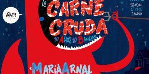 Maria Arnal i Marcel Bagés, nueva confirmación para El Festín de Carne Cruda
