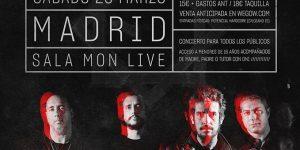 Hora Zulú en marzo en Madrid con nuevo disco