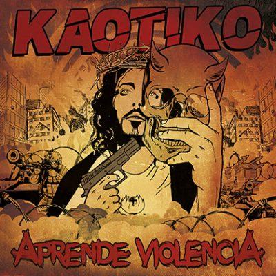 kaotiko aprende violencia cover