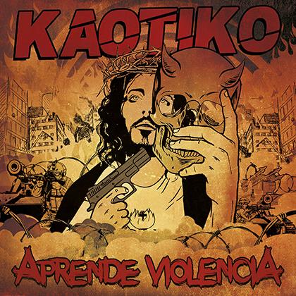 Ya llegó el nuevo disco de Kaotiko
