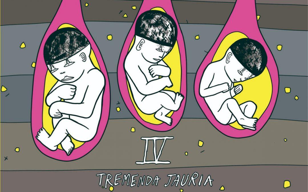 «IV» es el nuevo EP de Tremenda Jauría
