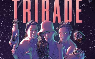"""Ya está publicado """"Las desheredadas"""", el primer trabajo de Tribade"""