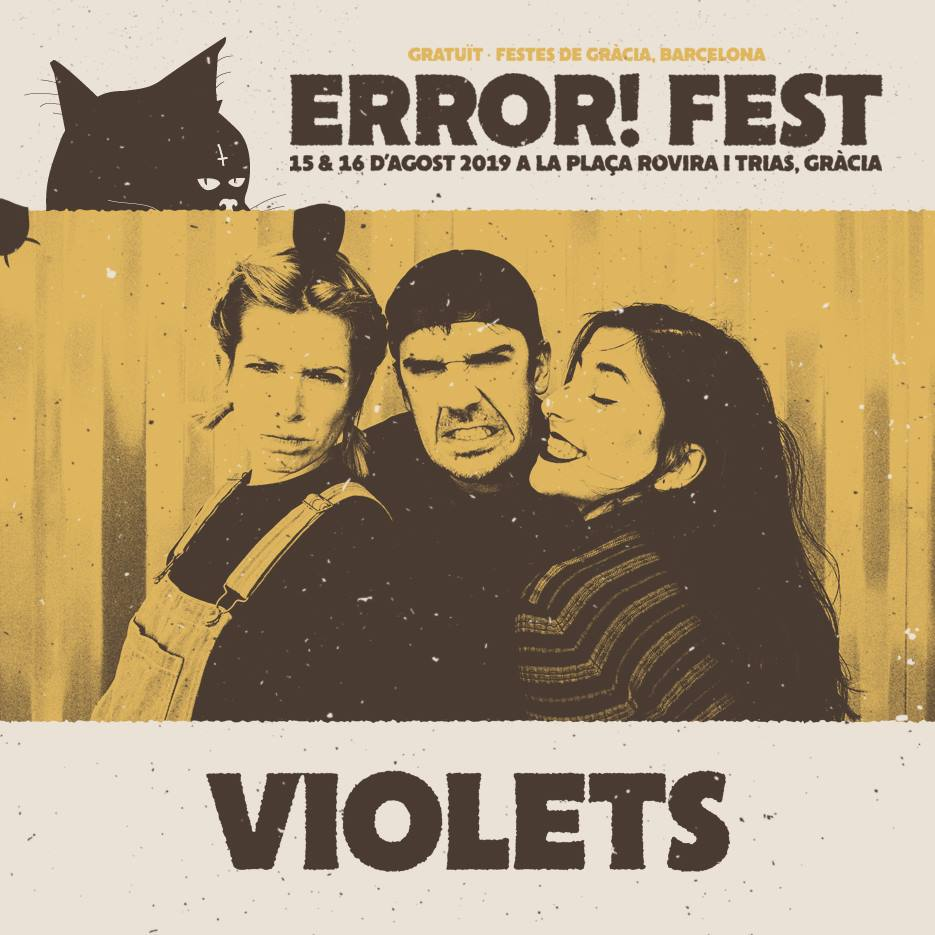 error fest 2019 violets