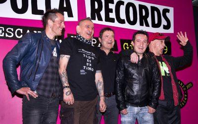 Todo sobre la vuelta de La Polla Records