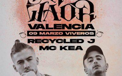 Natos y Waor en Valencia