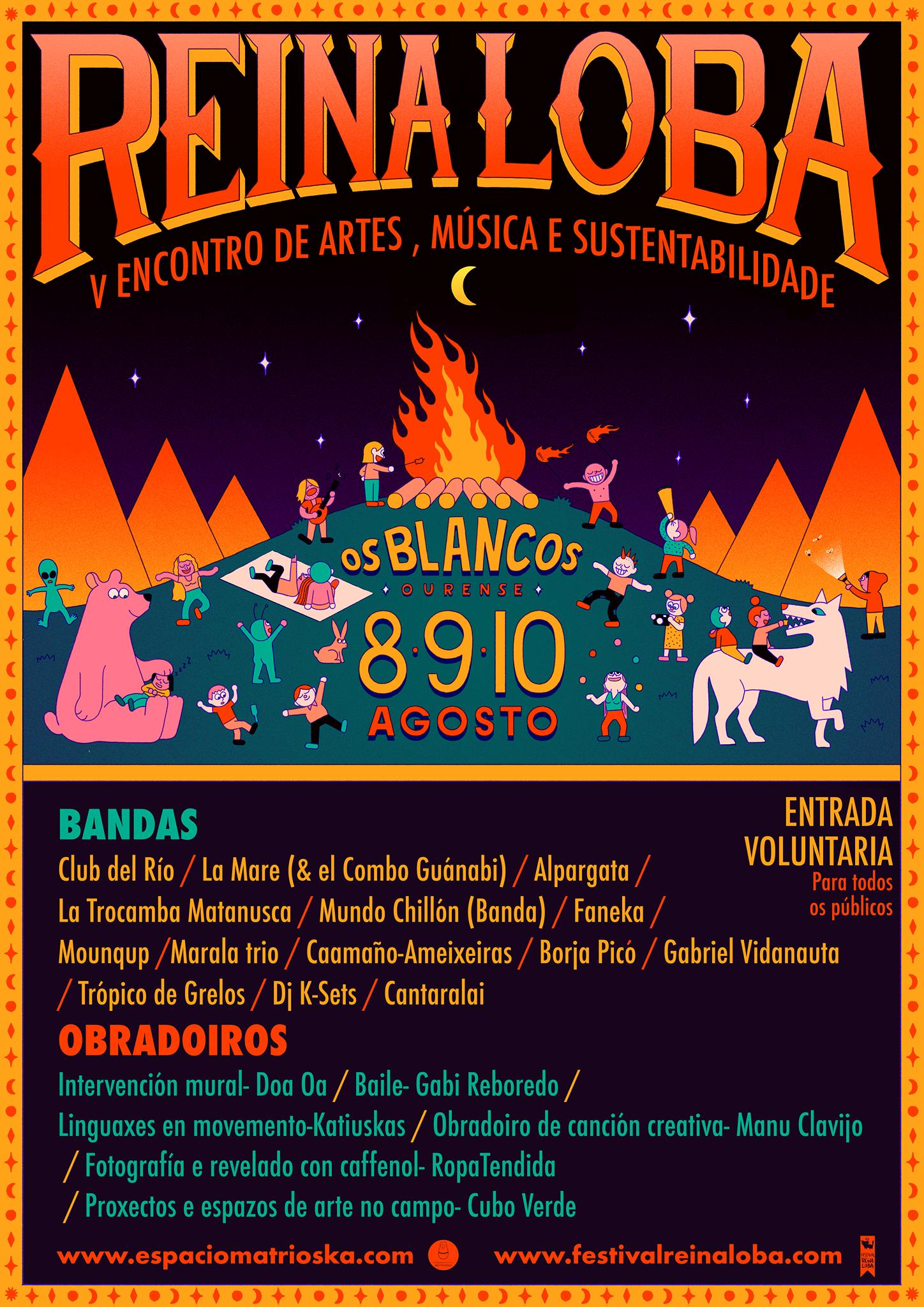 festival reina loba 2019 abril