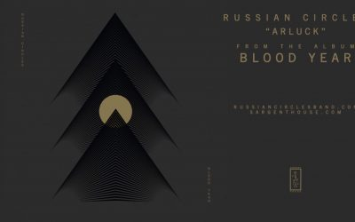 Primer single de «Blood Year», próximo álbum de Russian Circles