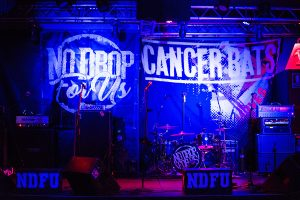 Cancer Bats + No Drop For Us | Valencia, 2019