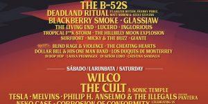 Cartel completo del Azkena Rock Festival 2019