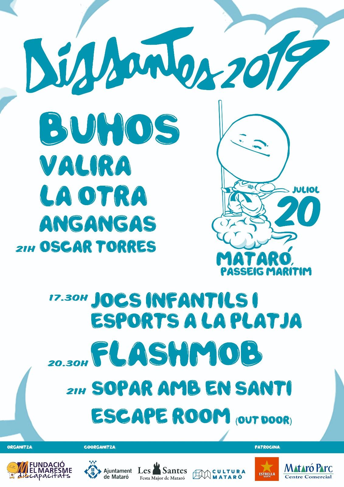 dissantes 2019