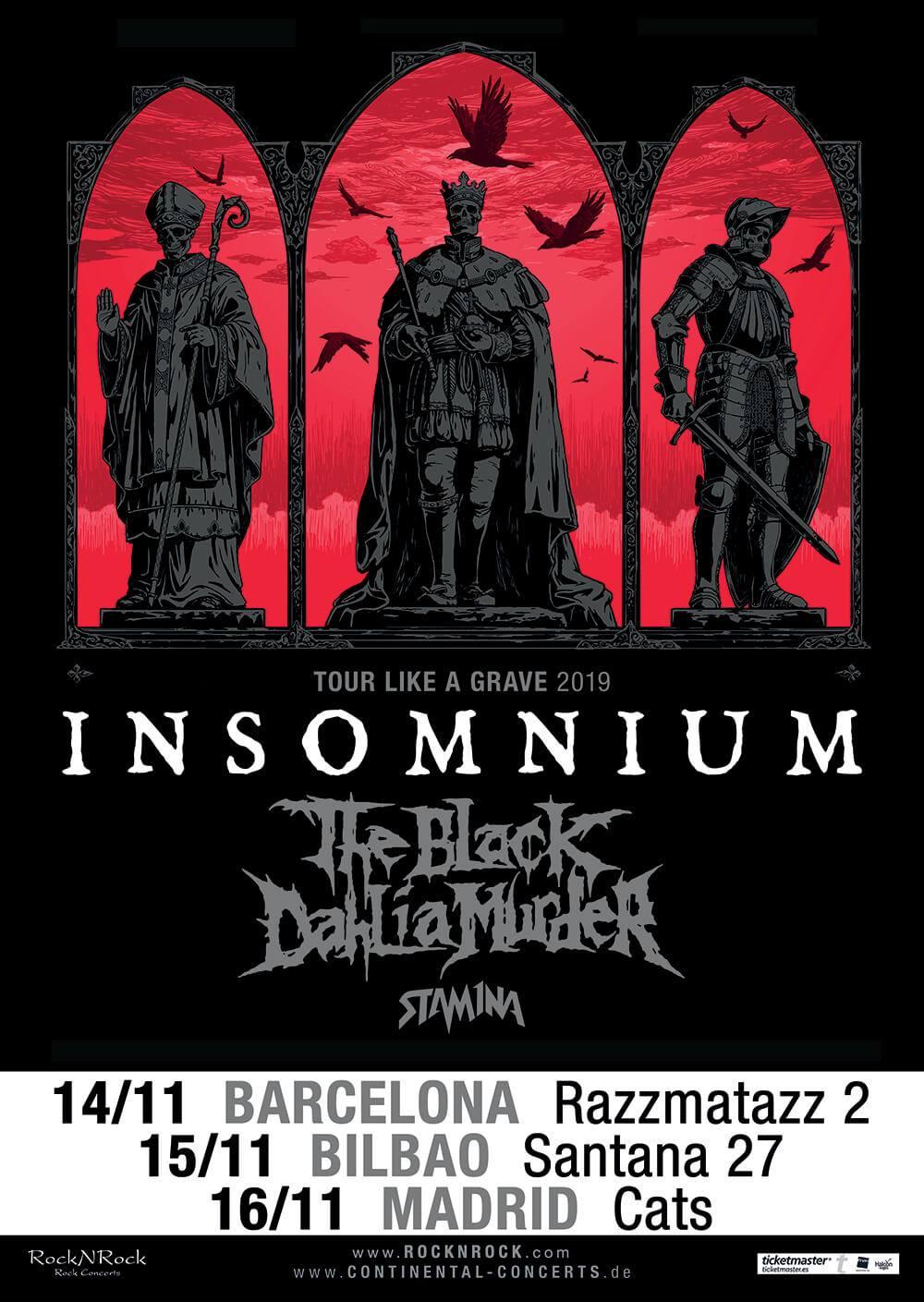 insomnium 201911