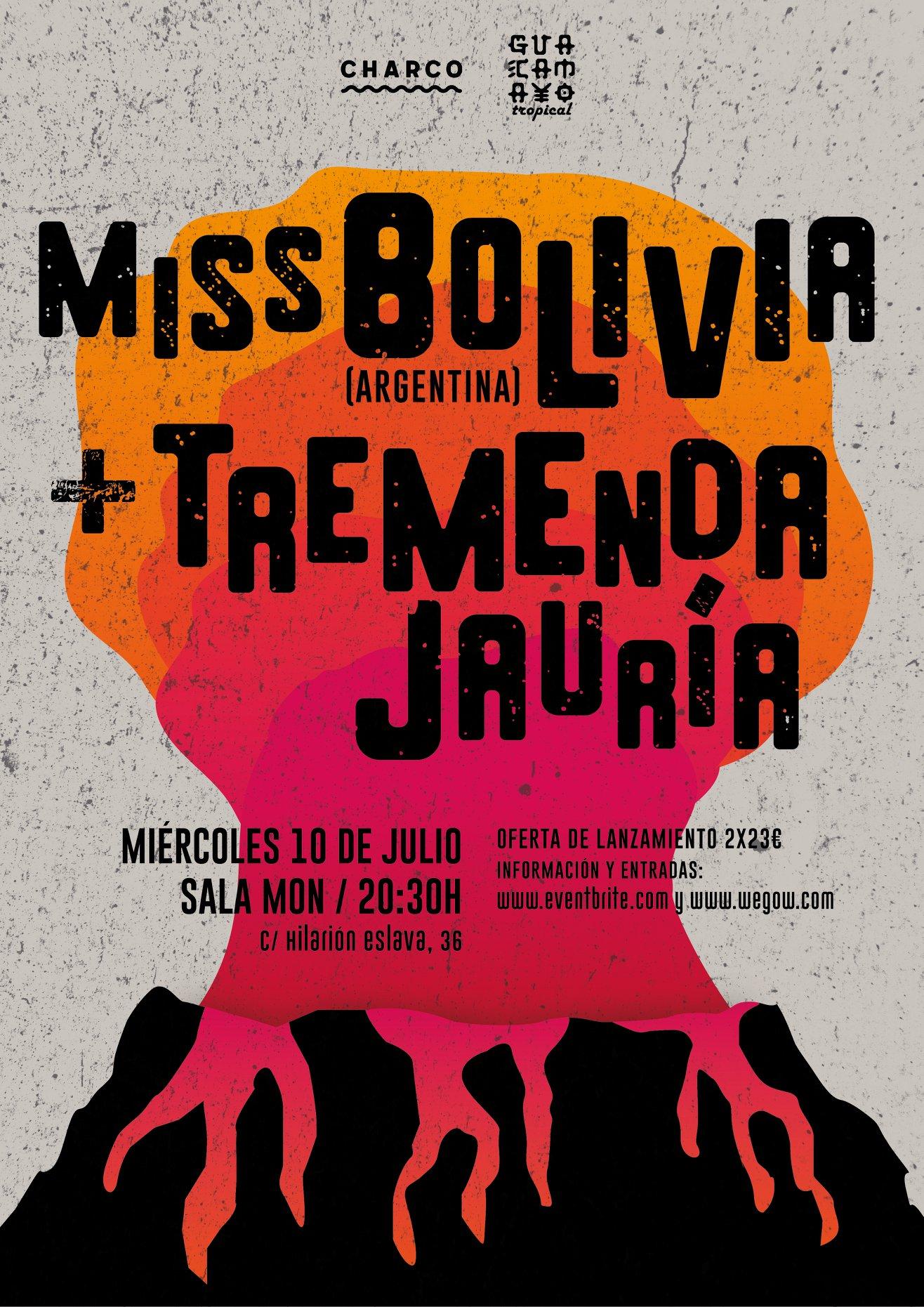 miss bolivia 20190710