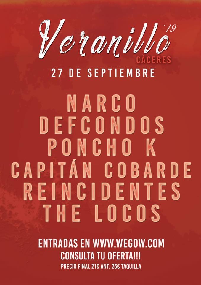 Veranillo 2019 Cáceres
