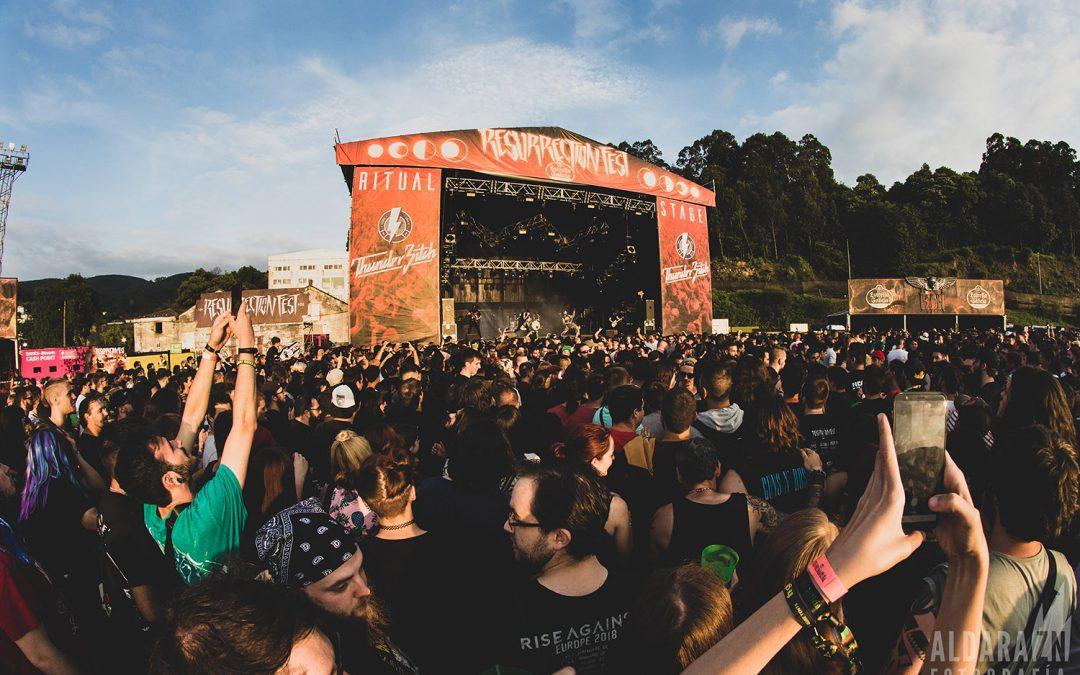 Resurrection Fest 2019