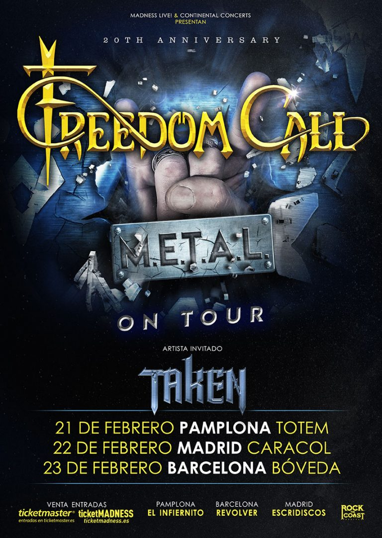 Freedom Call 202002