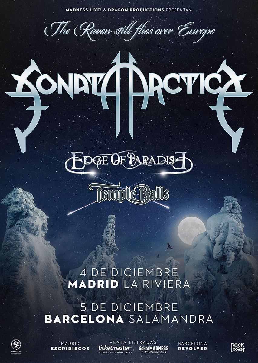 Sonata Arctica 201911