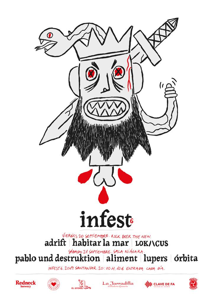 infest 2019