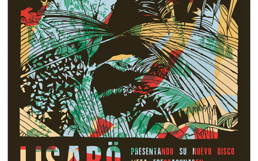 Este sábado Lisabö y Anari en Madrid