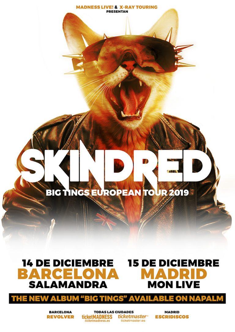 skindred 201912