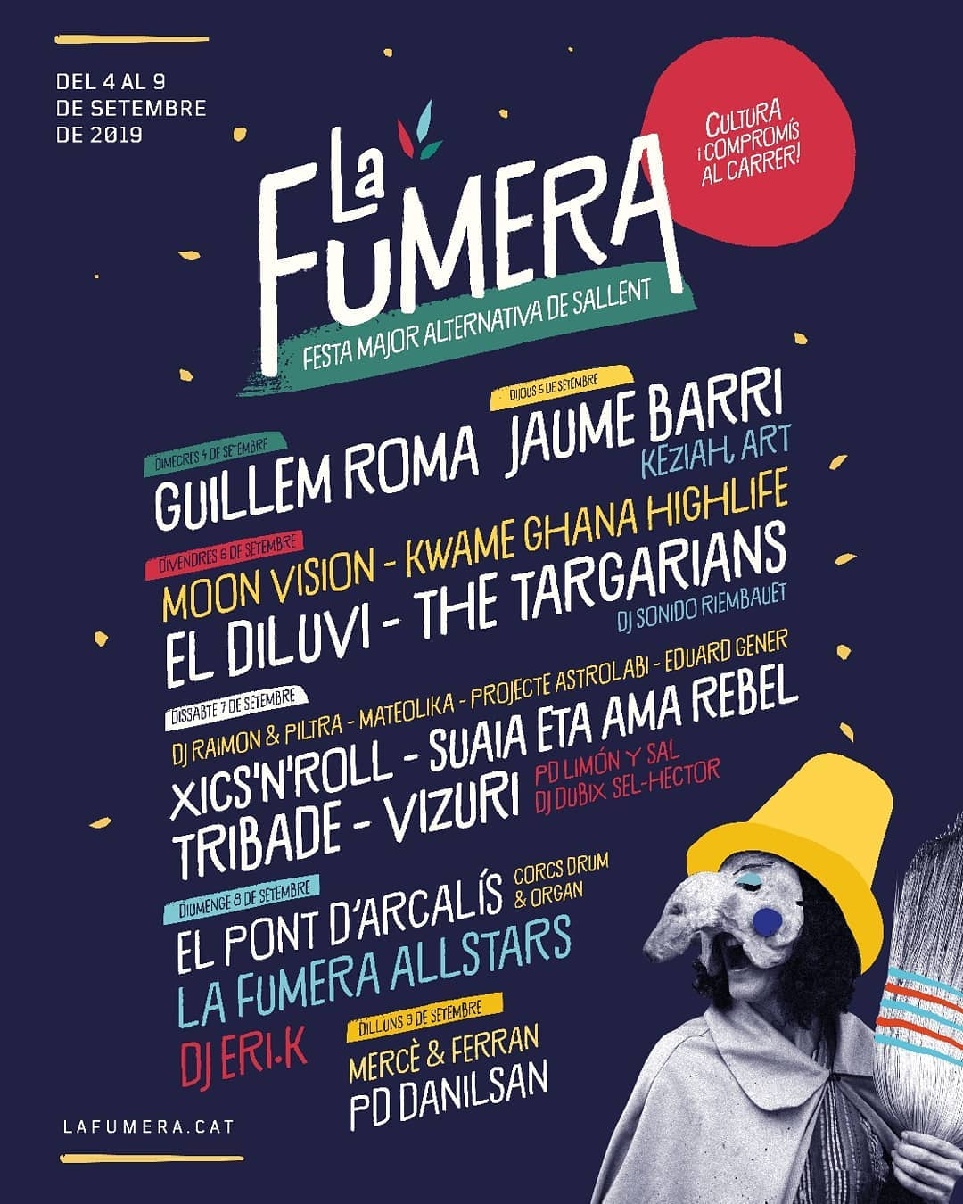 La Fumera - Festa Major Alternativa de Sallent 2019