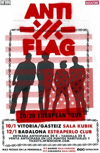 Anti Flag 202001