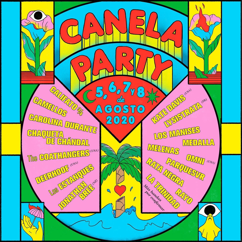 Canela Party 2020