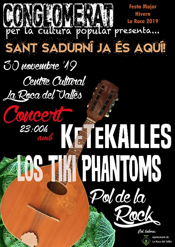 ketekalles the tiki phantoms la roca 2019