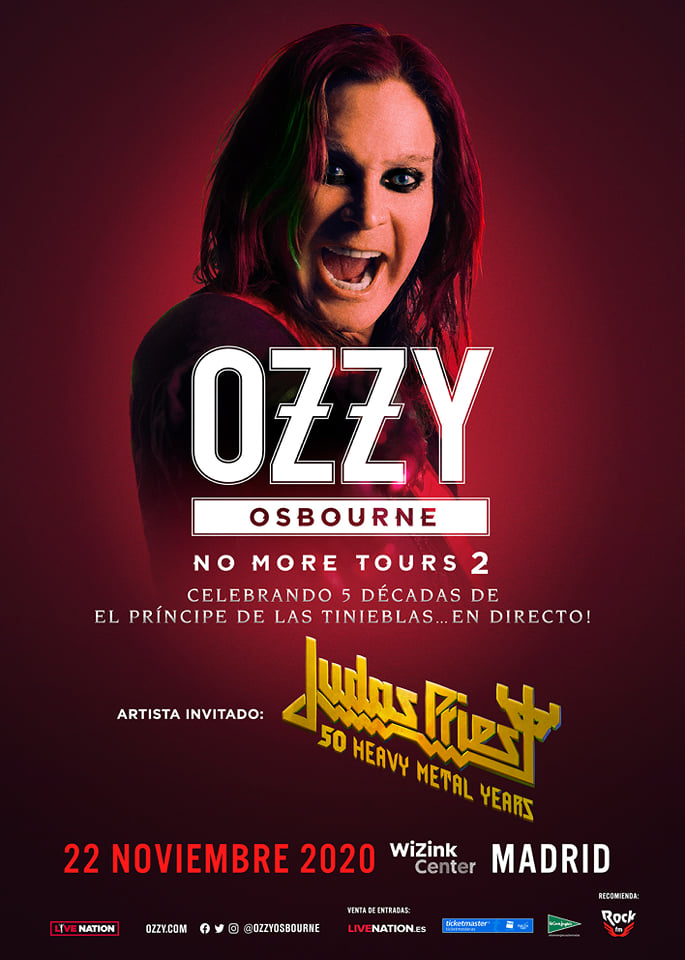 Ozzy + Judas Priest