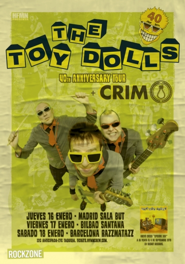 the toy dolls 202001