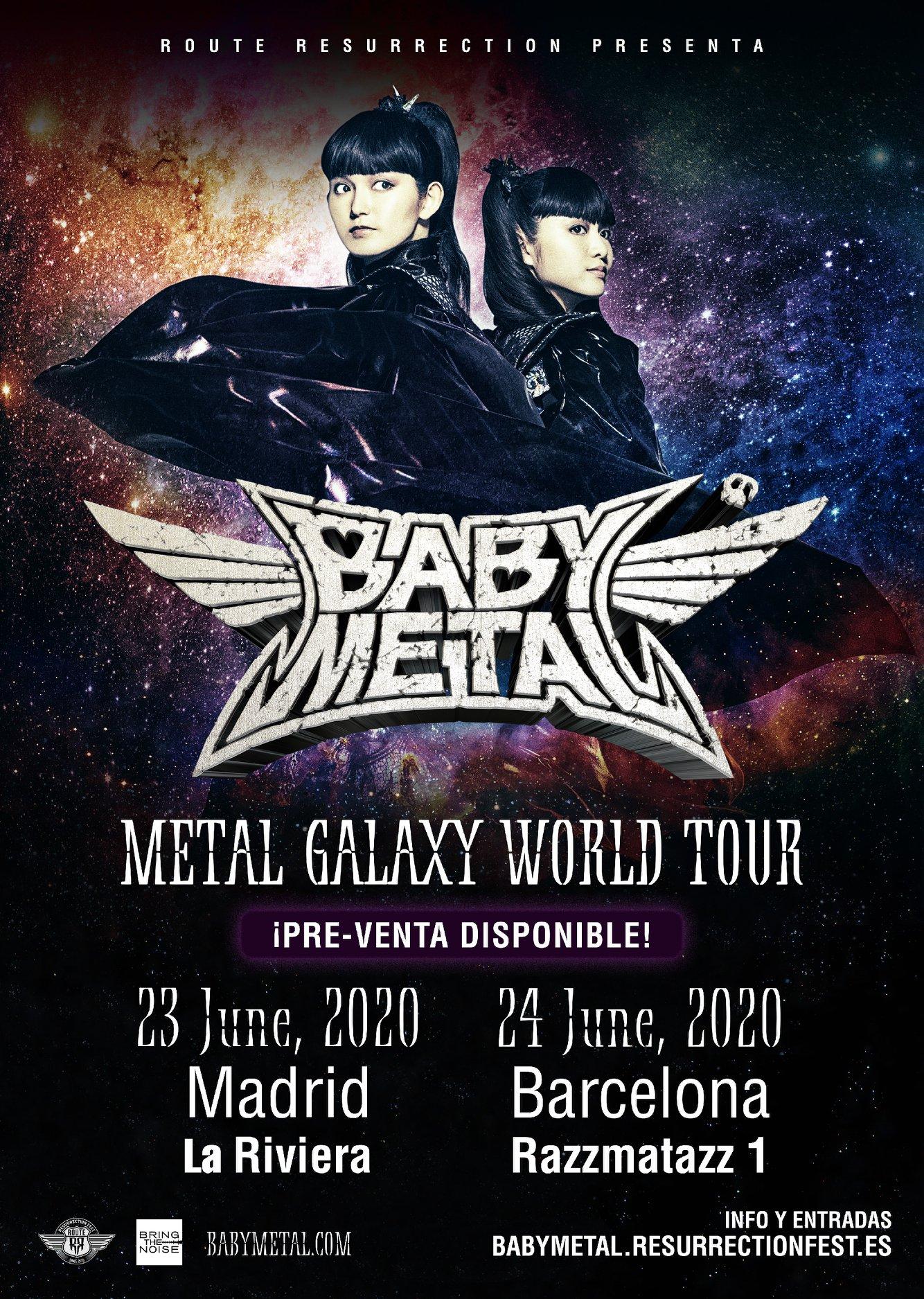 baby metal 202006