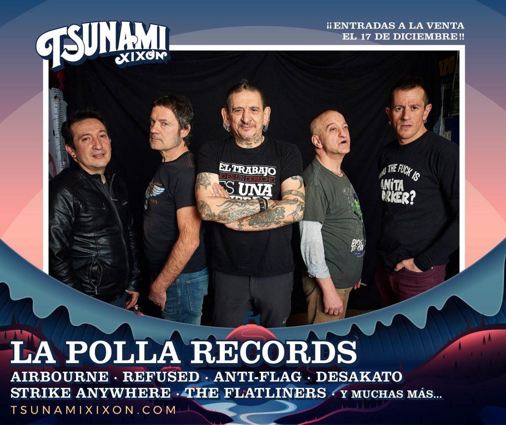 la polla records tsunami 2020