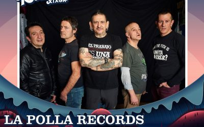 La Polla Records, cabeza de cartel del Tsunami Xixón 2020