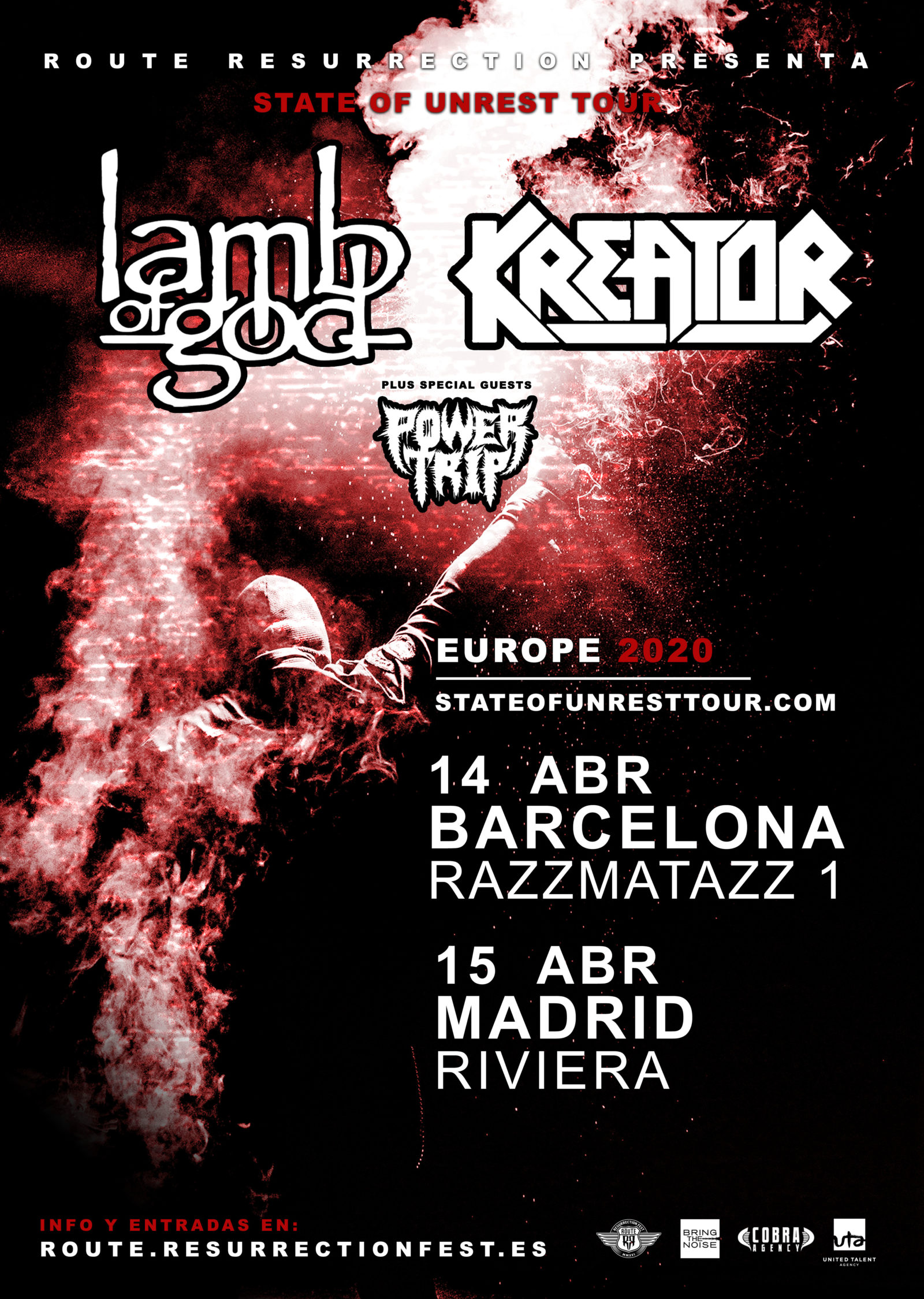 lamb of god kreator 202001