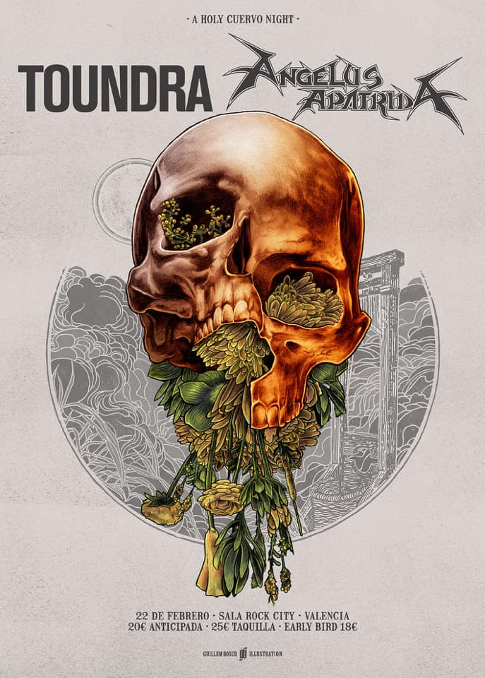 Toundra + Angelus Apatrida