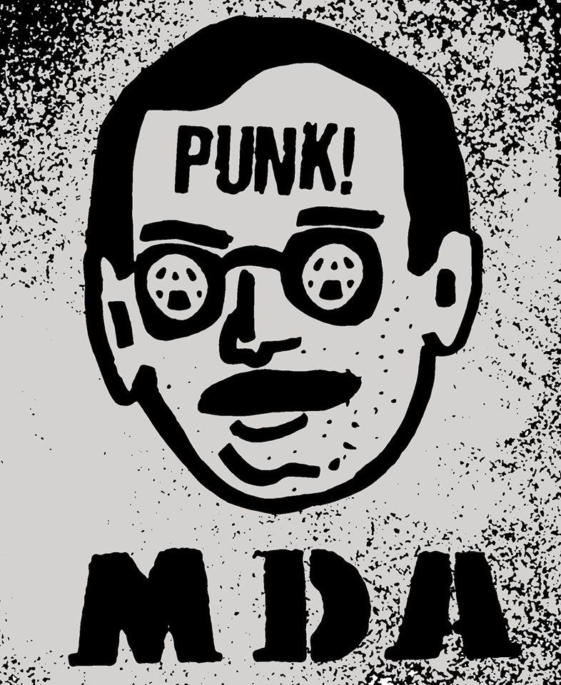 mda punk logo