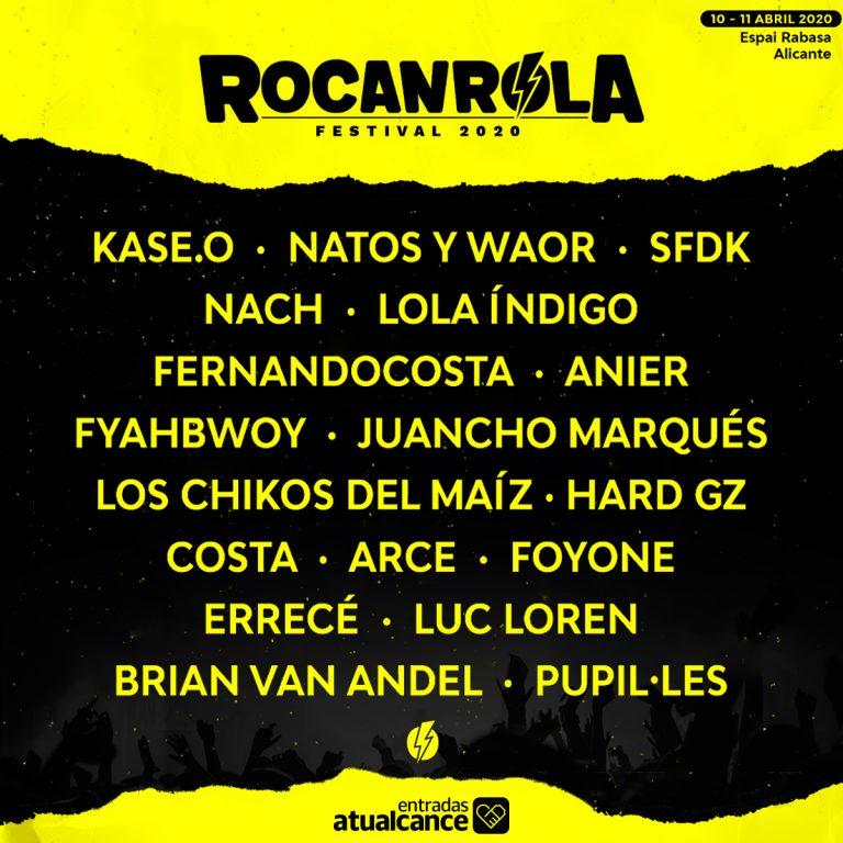 rocanrola festival 2020