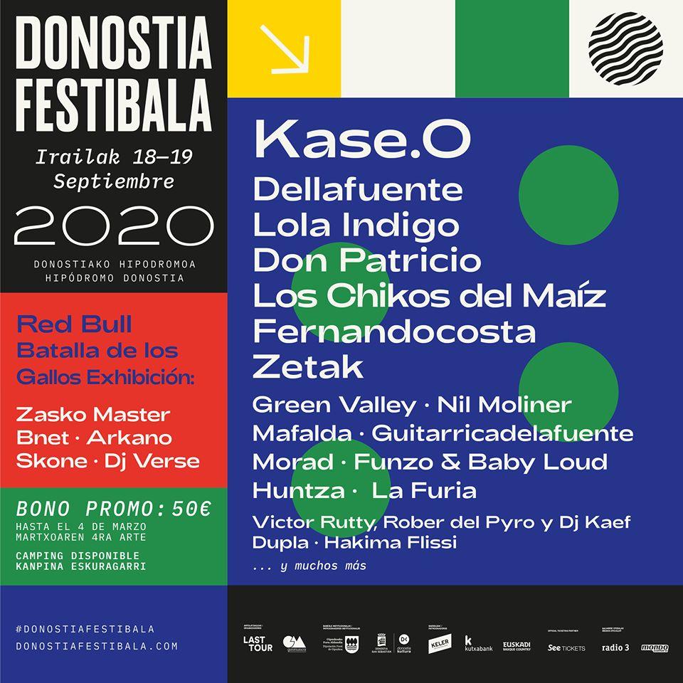 Donostia Festibala 2020 02