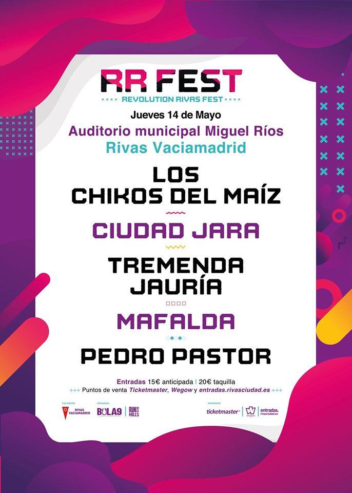 Revolution Rivas Fest 2020
