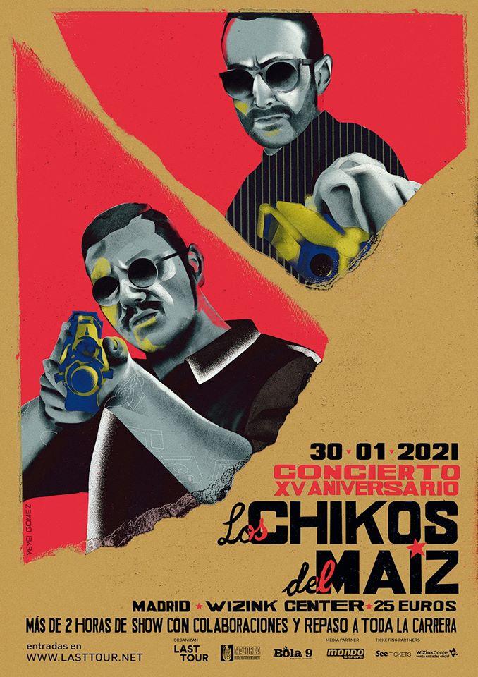 Los Chikos del Maíz