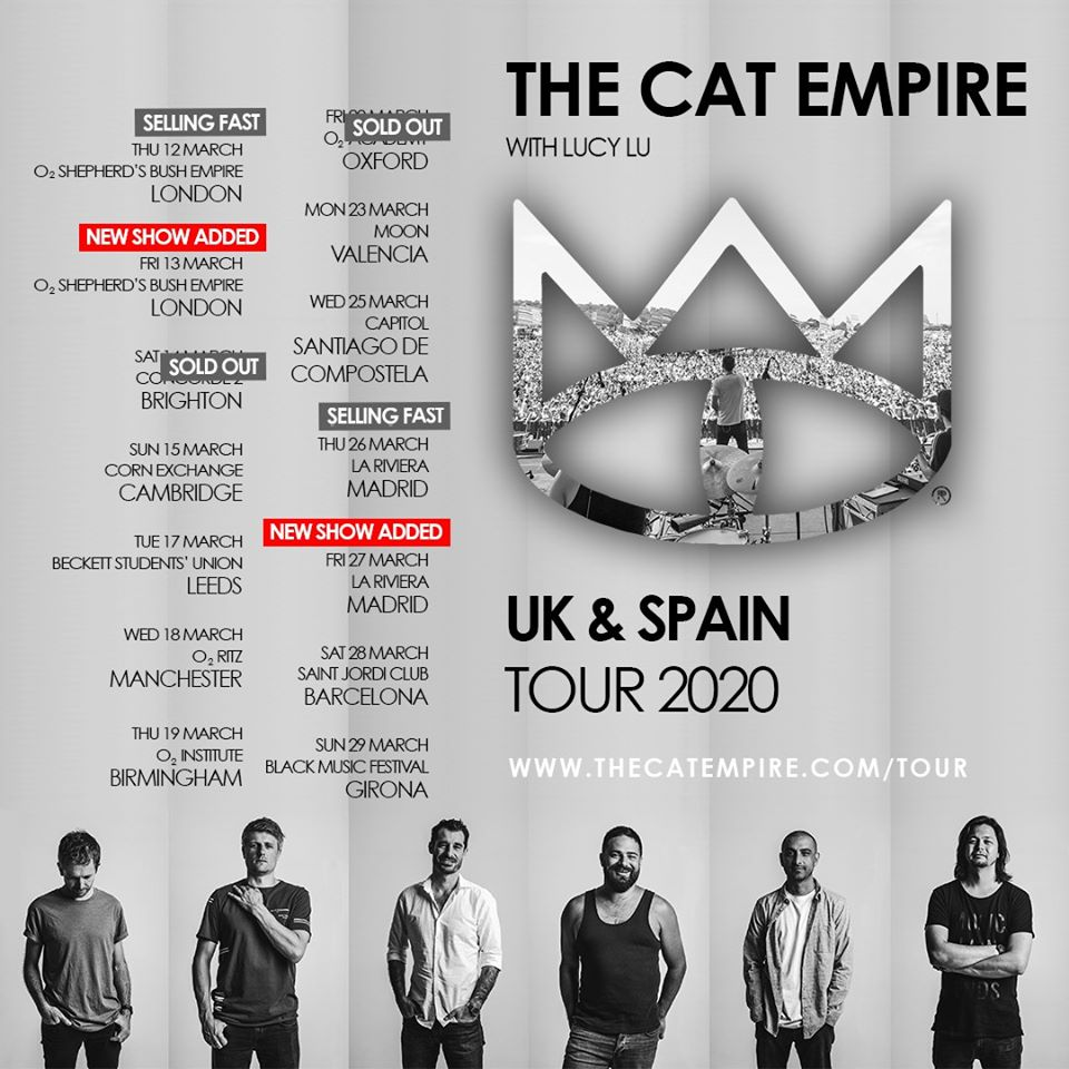 the cat empire 20200328
