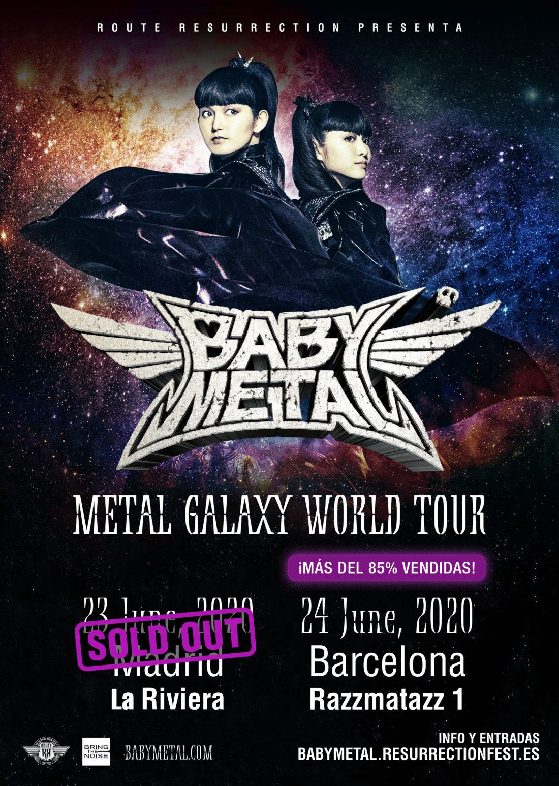 Babymetal 202006