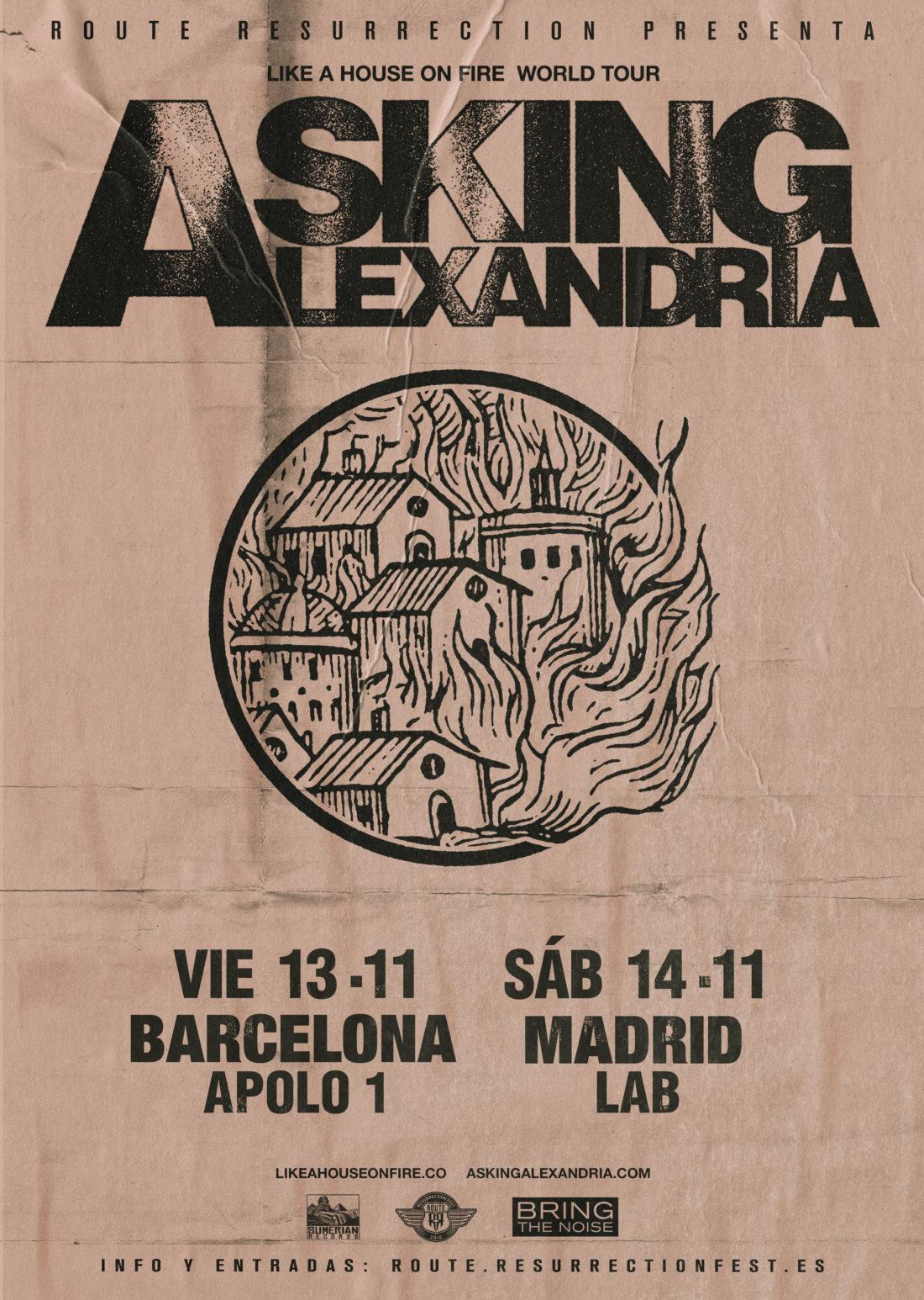 asking alexandria 202011