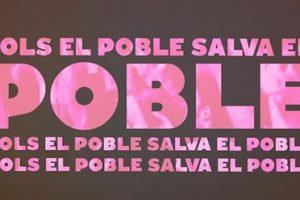 Las Bajas Pasiones (ft. Tremenda Jauría, Pinan 450f, Gemma Polo): «Sols El Poble Salva El Poble»